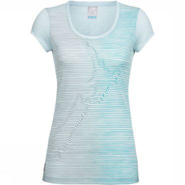 Sphere SS Scoop Cool Relief T-shirt Dames
