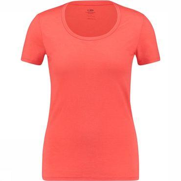 Tech Lite SS Scoop Ice Plant T-shirt Dames