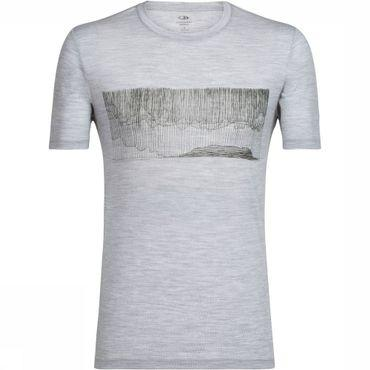 Tech Lite SS Crewe Hard Rain T-shirt