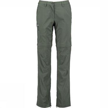 Equator Zip Off Stretch AM Long Broek Dames