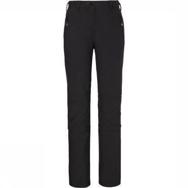 Engadin Zip Off Short Broek Dames