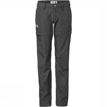 Abisko Shade Zip Off Regular Broek Dames