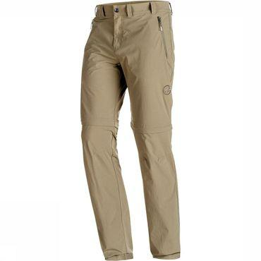 Runbold Zip Off Short Broek