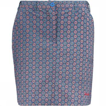 Equator Printed Stretch Skort Dames