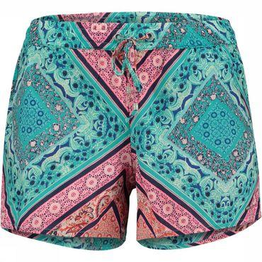 LW Print Beach Holiday Broek Dames
