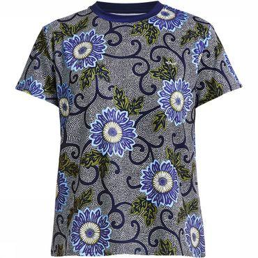 Floral Athletic Shirt Dames