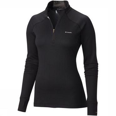 Heavy Weight II Half Zip Shirt Dames