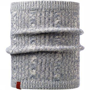 Polar Neckwarmer Buff Comfort Braidy Grey
