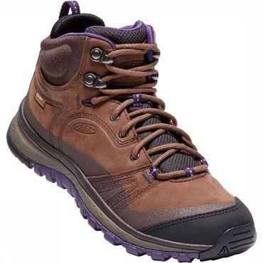 Terradora Leather MID WP Schoen Dames