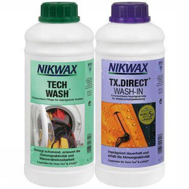 Tech Wash & Wash-in 1L Twinpack Onderhoudsmiddel