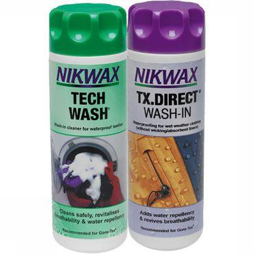 Tech Wash & Direct Wash-in Twin Pack