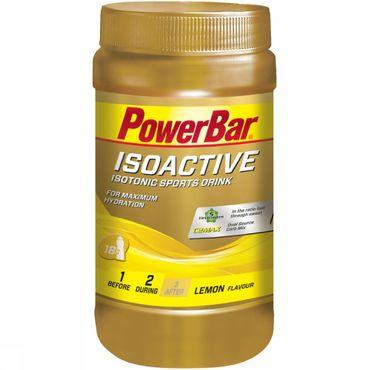 PowerBar Isoactive 600GR Lemon Sportdrank