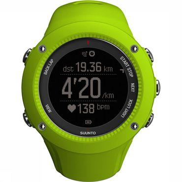 Ambit3 Run Lime Horloge