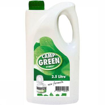 Toilet Camp Green 2,5L