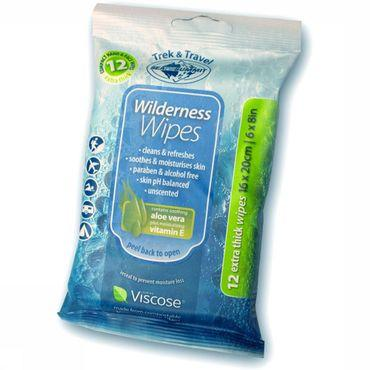 Wilderness Wipes Compact