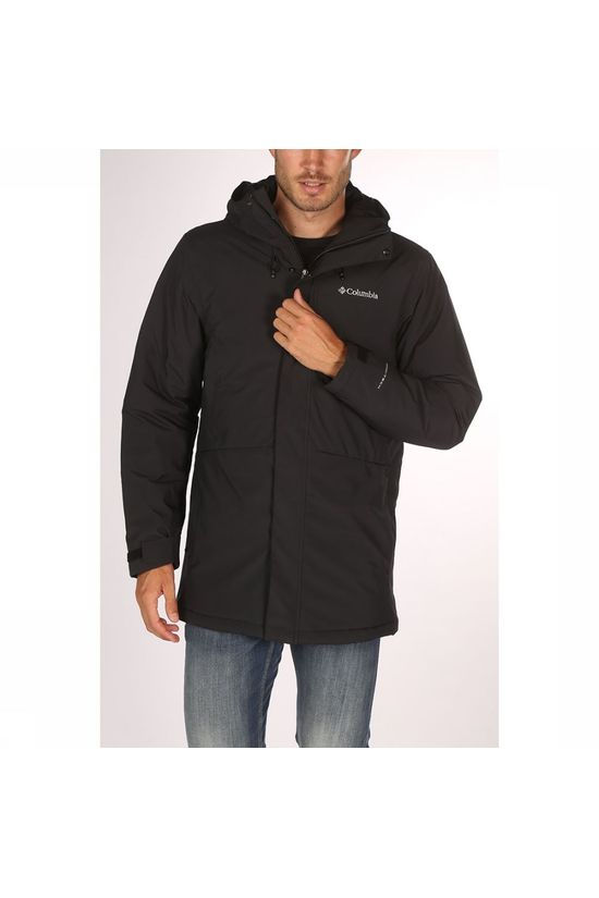 Columbia Northbounder Turbodown Parka Zwart