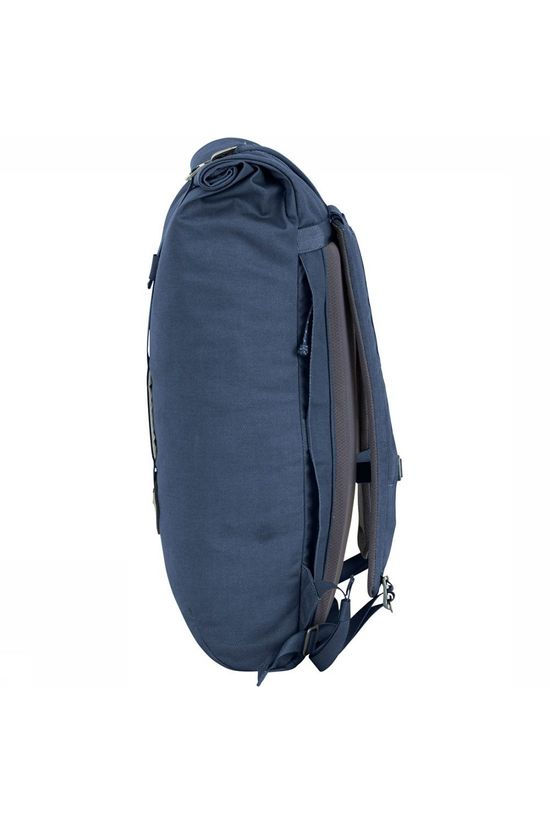 Millican Smith The Roll Pack 18L Rugzak Marineblauw