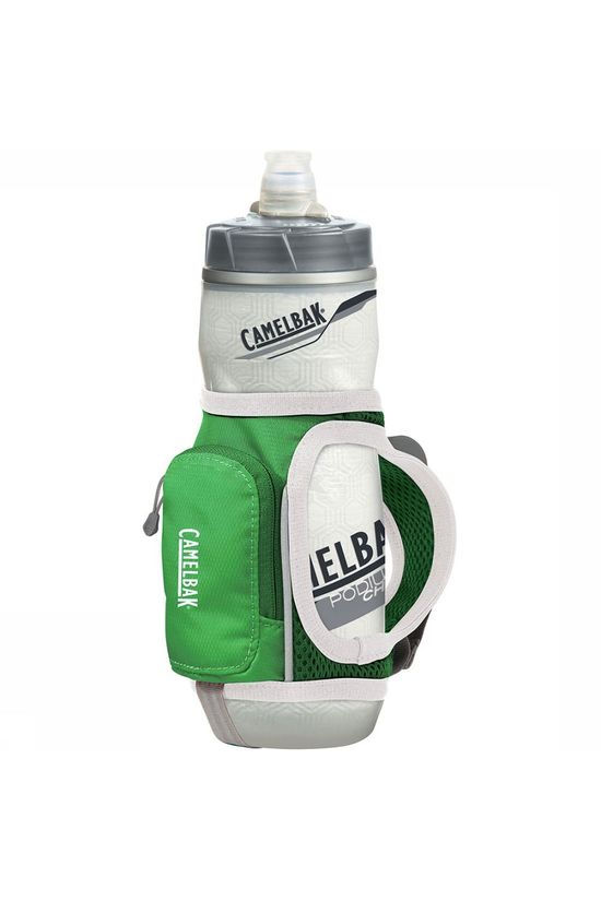 CamelBak Bidon Quick Grip With Insulated Podium Chill 0,61L Middengroen