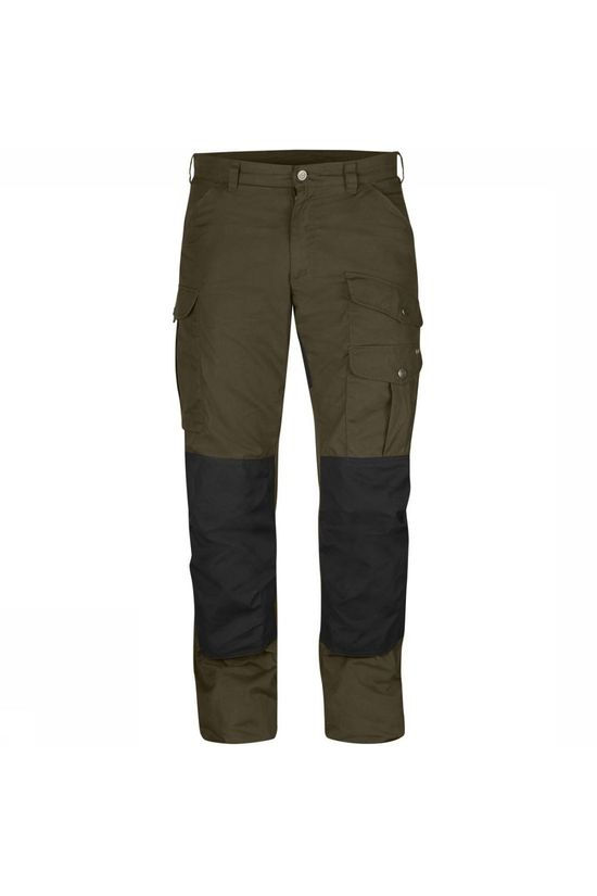 Fjällräven Barents Pro Winter Broek Donkerkaki
