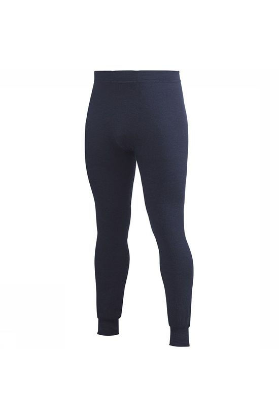 Woolpower Long Johns 200 Baselayer Broek Unisex Donkerblauw