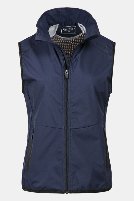 Tenson Honey Bodywarmer Dames Marineblauw