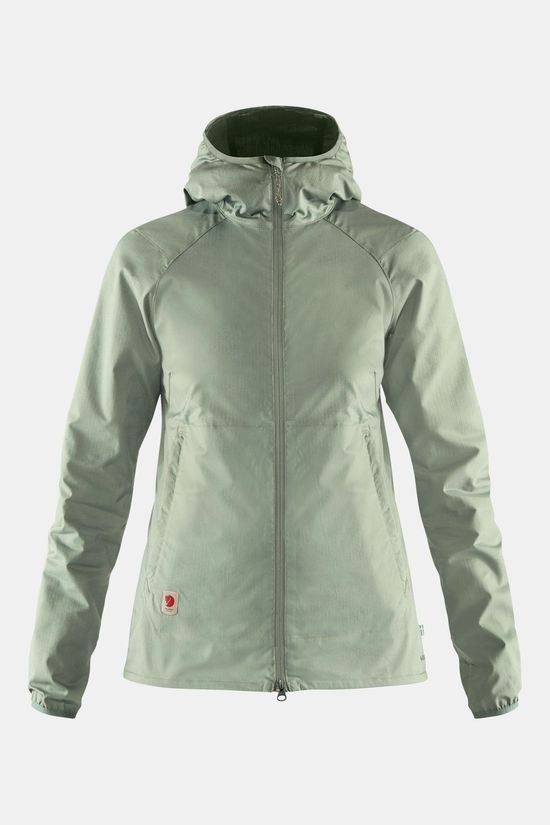 Fjällräven High Coast Shade Jacket Dames Lichtgroen