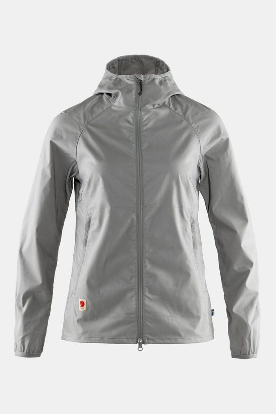 Fjällräven High Coast Shade Jacket Dames Lichtgrijs