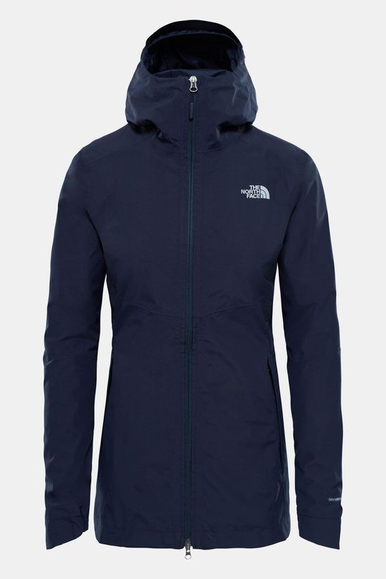 The North Face Hikesteller Parka Shell-Jas Dames Marineblauw