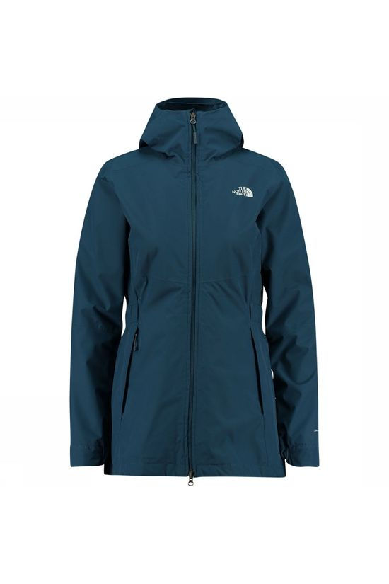 The North Face Hikesteller Parka Shell-Jas Dames Indigoblauw