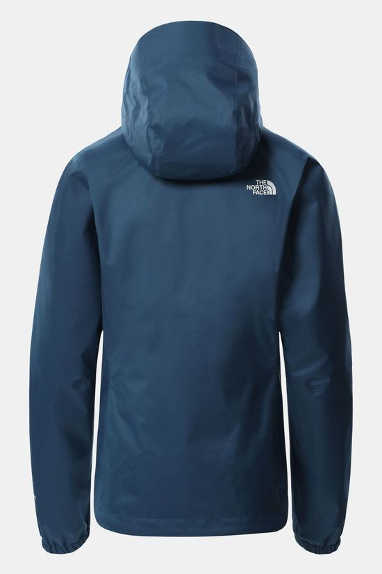 The North Face Quest Jas Dames Donkerblauw/Petrol