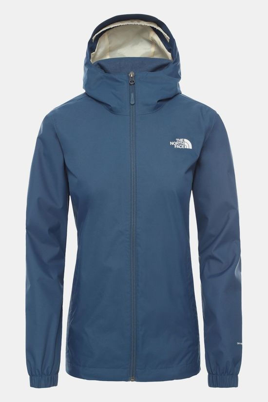 The North Face Quest Jas Dames Indigoblauw