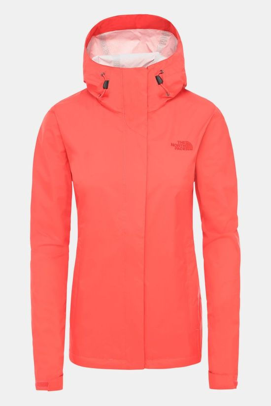 The North Face Venture 2 Jas Dames Rood