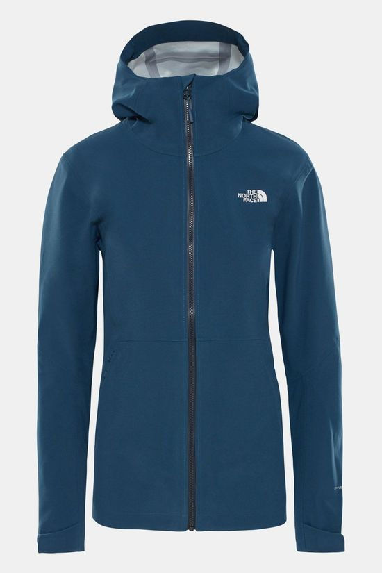 The North Face Apex Flex Dryvent Jas Dames Indigoblauw