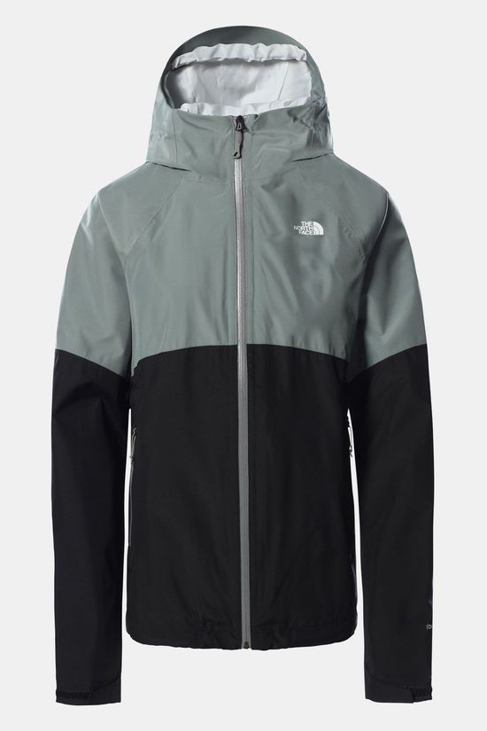 The North Face Diablo Dynamic Jas Dames Lichtgroen/Zwart