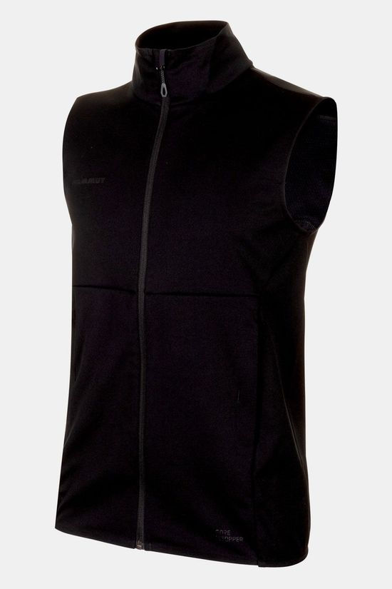 Mammut Ultimate V Softshell Bodywarmer Zwart