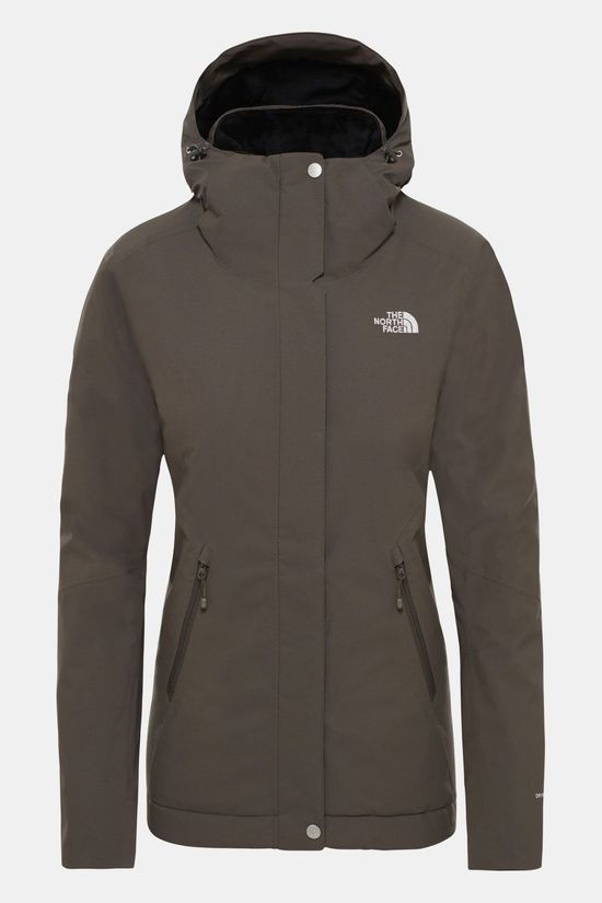 The North Face Inlux Insulated Jas Dames Taupe