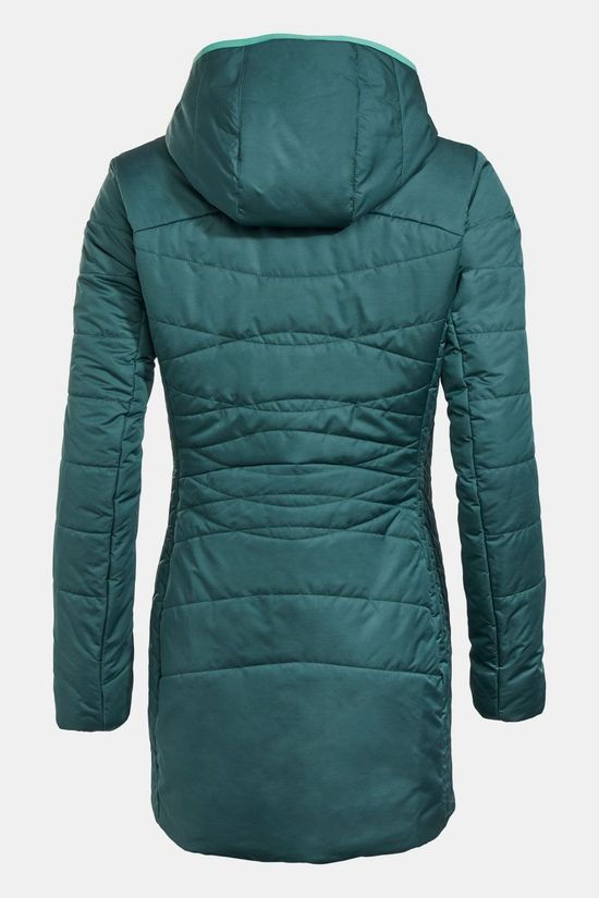 Vaude Skomer Winter Coat Dames Groen/Middengroen