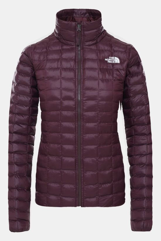 The North Face Thermoball Eco Jas voor dames Aubergine
