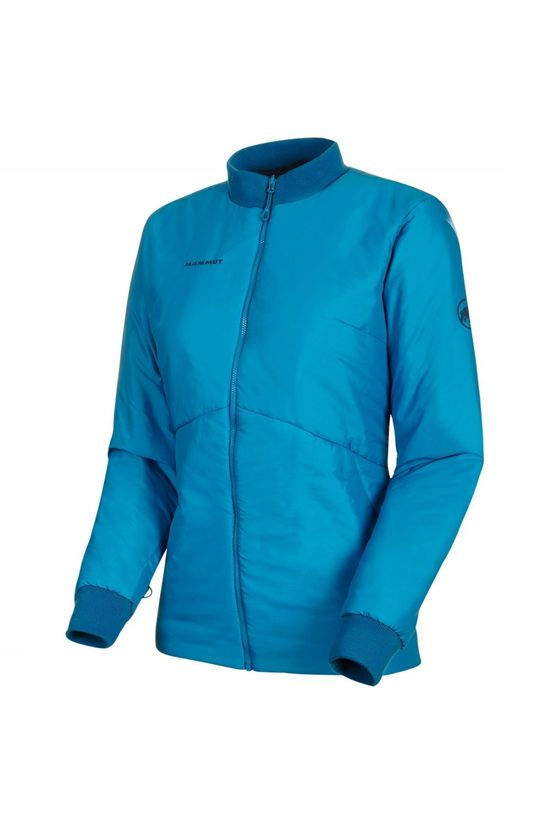 Mammut Trovat 3-In-1 HS Hooded Jas Dames Donkerblauw