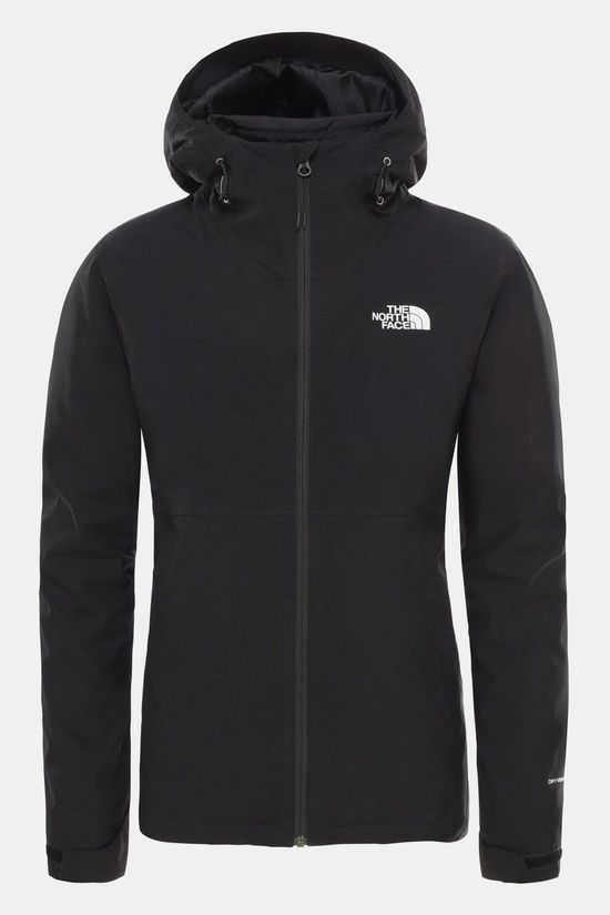 The North Face Carto Triclimate 3-In-1 Jas Dames Zwart