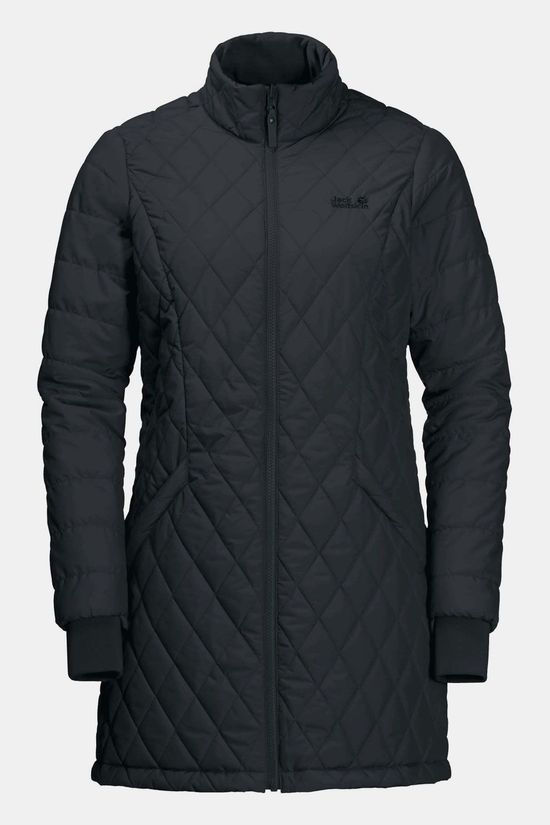Jack Wolfskin Golden Peak 3-in-1 Jas Dames Donkergrijs