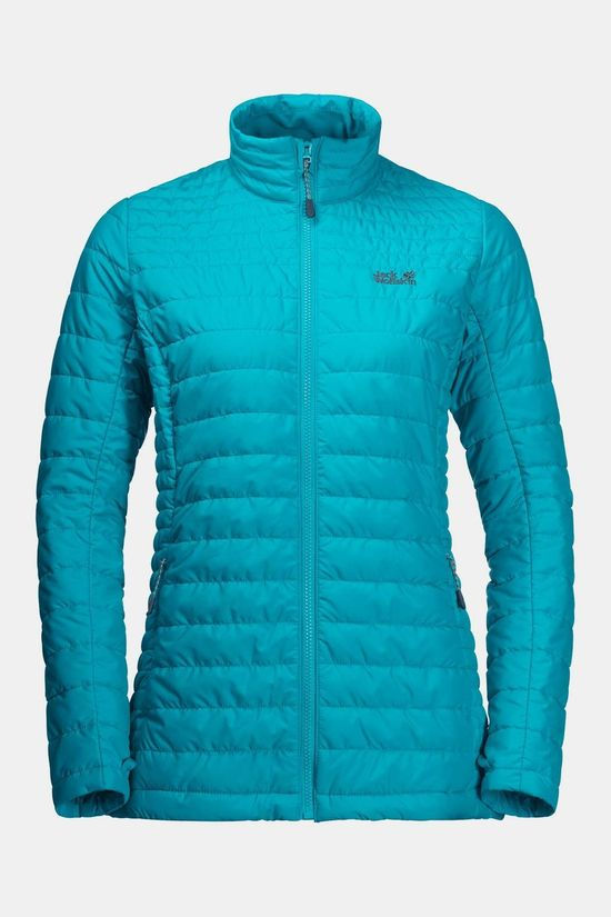Jack Wolfskin Thori 3-in-1 Jas Dames Turkoois