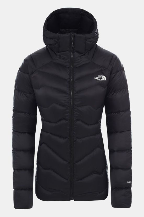 The North Face Impendor Donsjas Dames Zwart/Wit