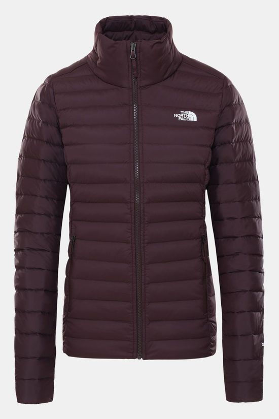 The North Face Stretch Down Dons-Jas Dames Aubergine