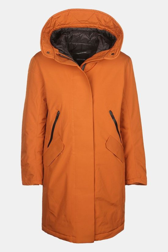 Krakatau Wear Fabric Mercury Parka  Oranje