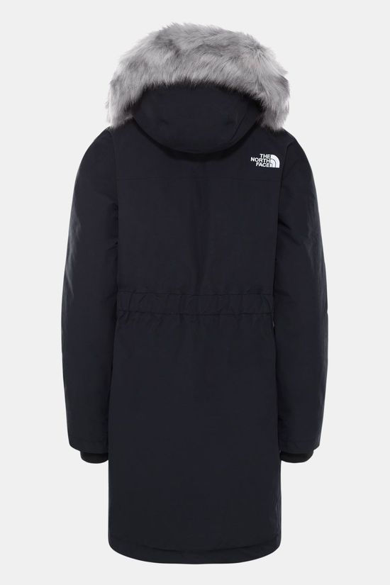 The North Face Arctic Parka Dames Zwart