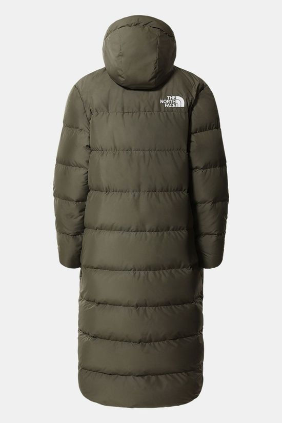 The North Face Triple C Donsparka Dames Taupe