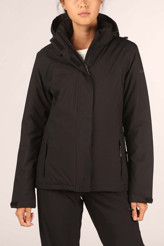 Our Planet Relief Wp Jacket 2 Layer Insulated Zwart