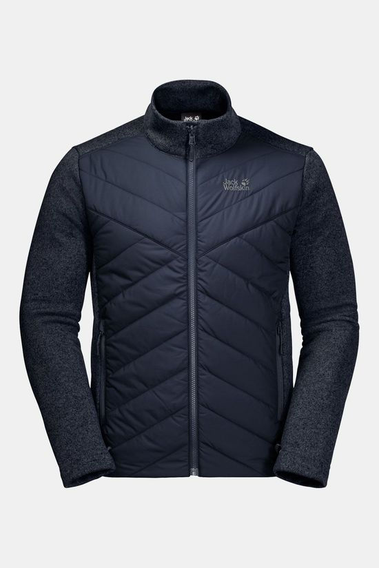 Jack Wolfskin Caribou Crossing Track Donkerblauw