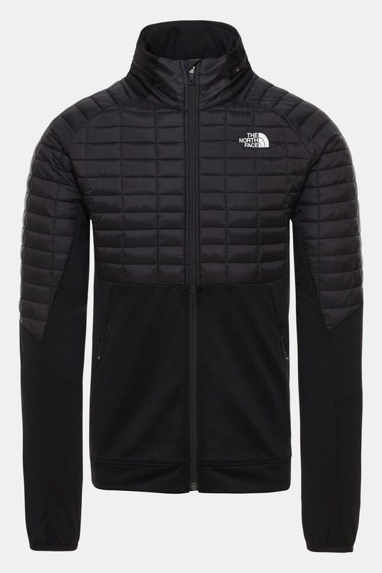 The North Face Ambition Thermoball Hybrid Jas Zwart